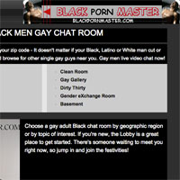 Gay video chatroom