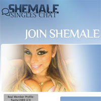 Shemales chat rooms